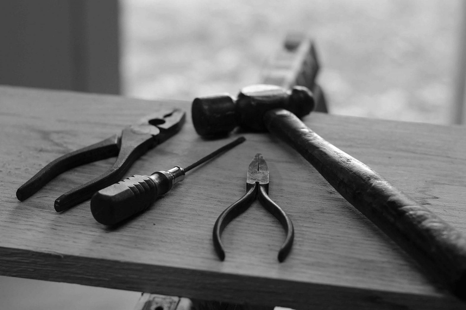 Handig gereedschap voor klussen in je huis